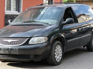 Chrysler Grand-voyager mpv